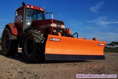 Bulldozer roda terrano 3