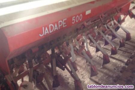 Sembradoras suspendidas zerep jadape 500 3 metros