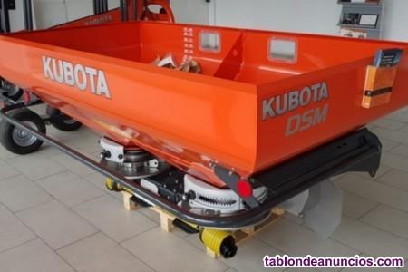 Abonadora de discos kubota dsm 1100