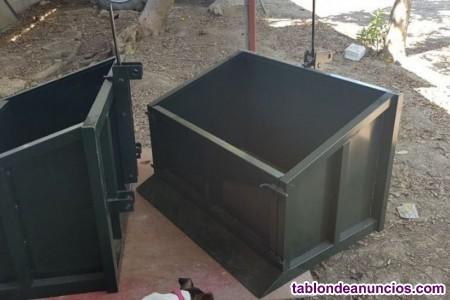 Caja basculante