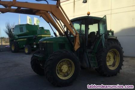 Tractor john deere 6910s