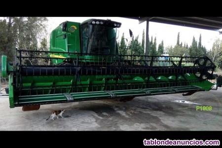 Corte cosechadora zürn 625 premium flow