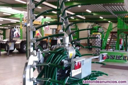 Aplicador de purines con tubos colgantes económico de joskin