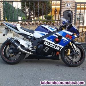 Suzuki gsxr 1000 k4 163 CV