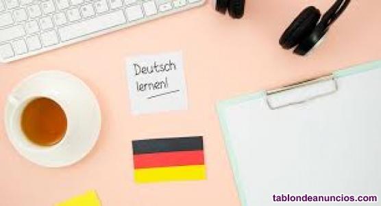 Cursos de alemán online desde A1 hasta C2