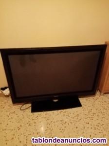 TV convencional PHILIPS DE 50 pulgadas