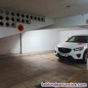 Alquilo garaje para moto. Sevilla