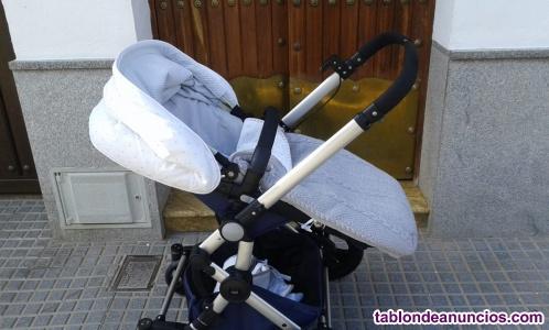 Coche bebe babyace 042