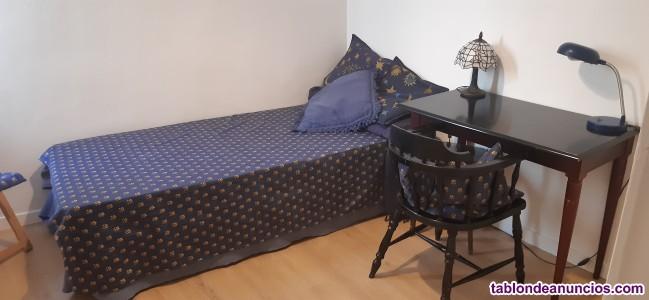 Se alquila habitación en el centro de Madrid