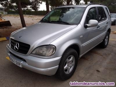 Mercedes ml 270 cdi 163 cv aut.