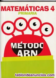 Libros de Matemáticas de Primaria - Método ABN - ANAYA