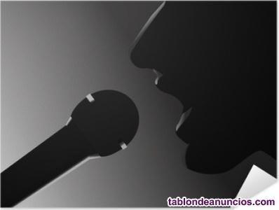 Casting cantante masculino