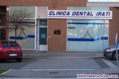 Se traspasa Clínica dental