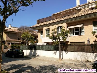 Alquilo piso en zona residencial Paseo de la Primavera en Picaña