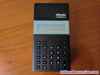Calculadora con impresora olivetti logos 9 olivetti logos 9 printing calculator