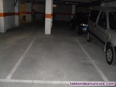 Se vende plaza de garaje en calle 1 de mayo, en tudela de duero