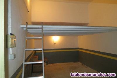 Amplio garaje cerrado de 20m² en Durango