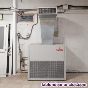 Equipo aire-agua CIATESA RXV 120