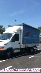 Camión con Tarjeta Nacional