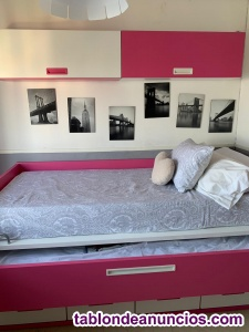 Dormitorio juvenil perfecto estado