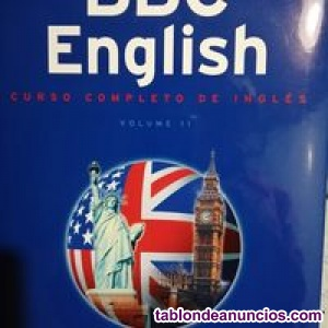Regalo curso de ingles -bbc