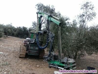 Vibrador para tractor .