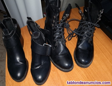 Se venden botas de mujer impecables