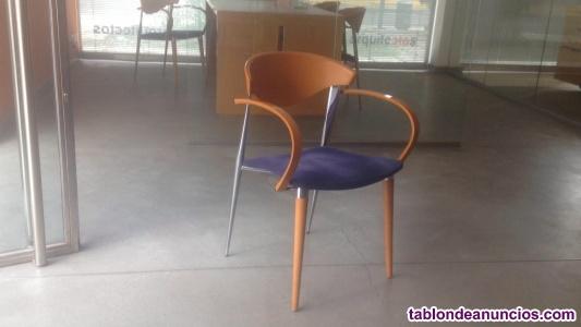 Sillón para mesa de reuniones