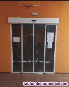 Oferta puerta automática