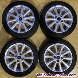 Llantas y neumáticos originales