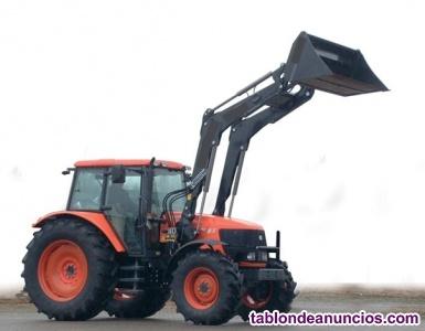 Tractor kubota m 128 x