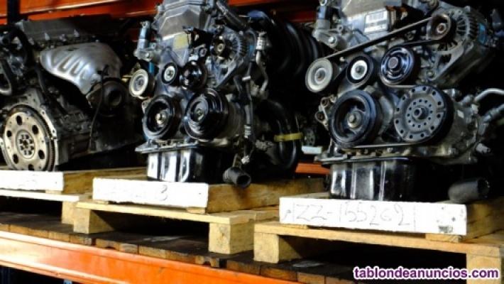 Motores y cajas de cambios