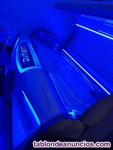 Maquina de rayos UVA luxura x7