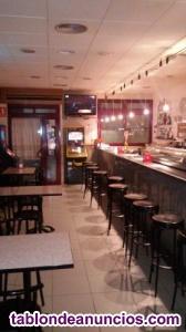Venta de bar restaurante en capellades
