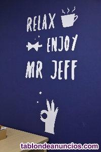 Oportunidad de traspaso franquicia Mr Jeff