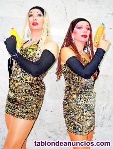 Espectáculo de drag queens Mallorca Show Drac Transformistas