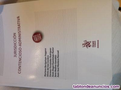 Manual de JURISDICCIÓN CONTENCIOSO ADMINISTRATIVA