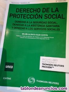 Libro Derecho de la Protección Social UNED 3ª edición
