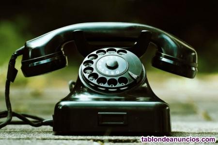 Teleoperadoras/es desde casa venta servicios marketing