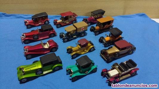 Colección de coches antiguos escala 1/43