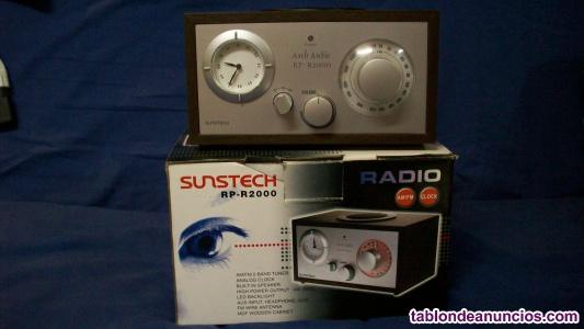 Radio sunstech