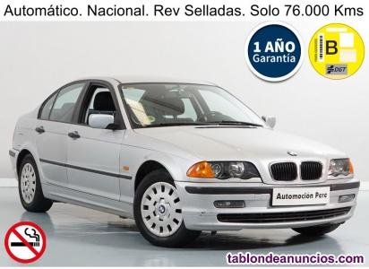 BMW 318i Automático en Automoción Pere