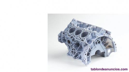 Diseño, prototipos y fabricación 3d
