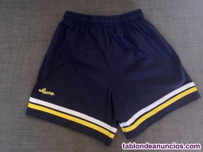 Pantalon corto EF colegio Cluny talla 14 chico