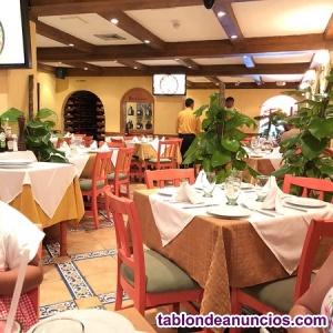 Traspaso Restaurante con Terraza