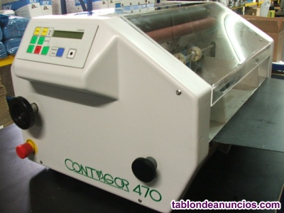 Maquina numeradora contagor