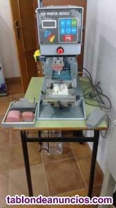 Maquina tampografia