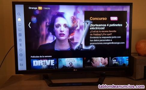 SMART TV LG 42LM620s FULL HD, CINEMA 3D, 400HZ