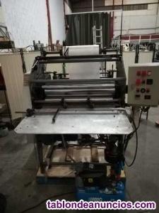 Plastificadora tauler para imprenta