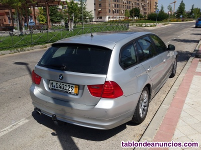 Bmw 320d touring año 2009 automatico